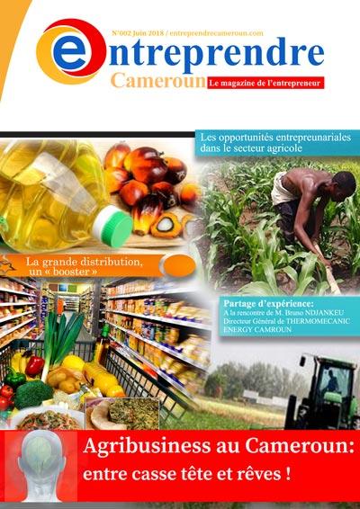 Agribusiness au Cameroun: entre casse tête et rêves