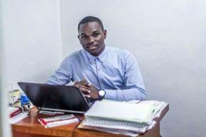 image Un jeune homme entrepreneur GABONAIS