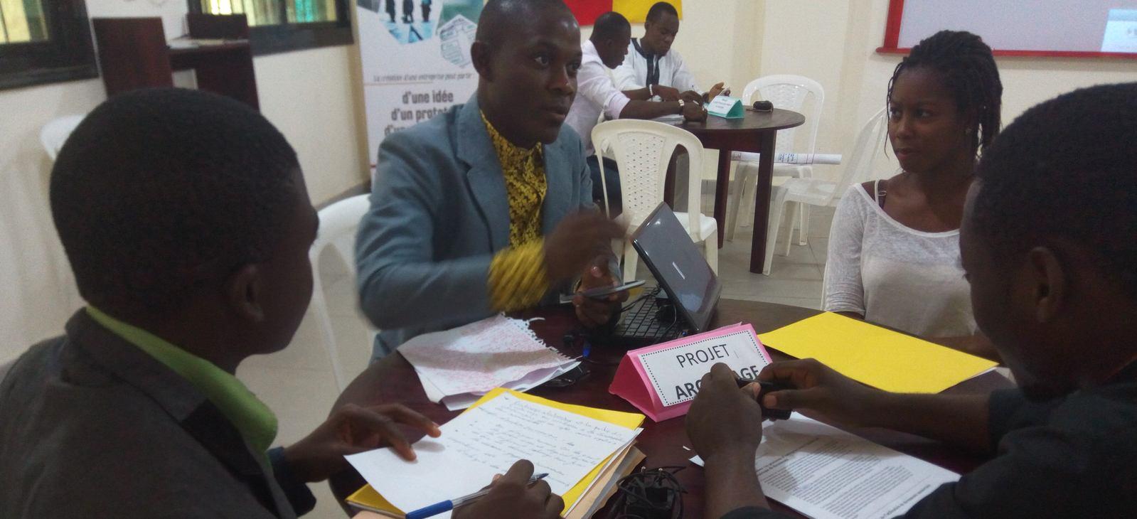 image EUROBIOPARK : Un incubateur d'entreprise de Douala